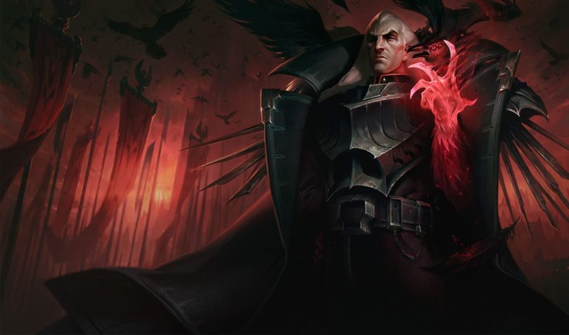 swain lol build