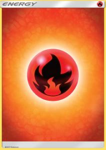 Fire Energy Guida al TCG