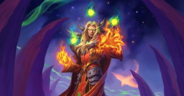 Hearthstone TCG patch 17.0 Kael'thas Solealto