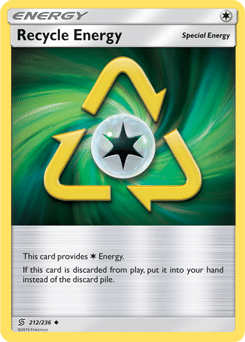 Recycle Energy TCG