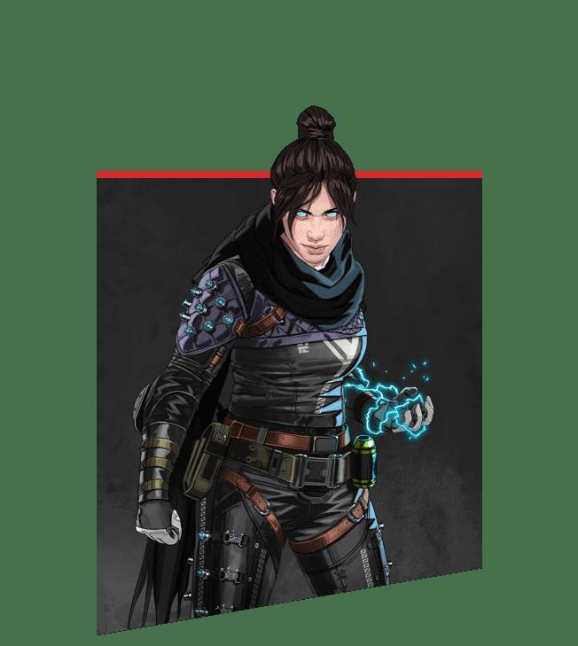 Guida per Nabbi: Wraith, la Combattente interdimensionale!