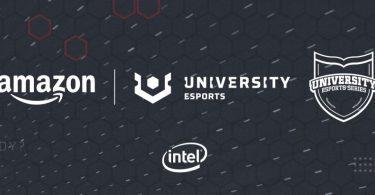 Amazon University Esports Series