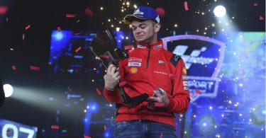 Andrea Saveri campione del mondo
