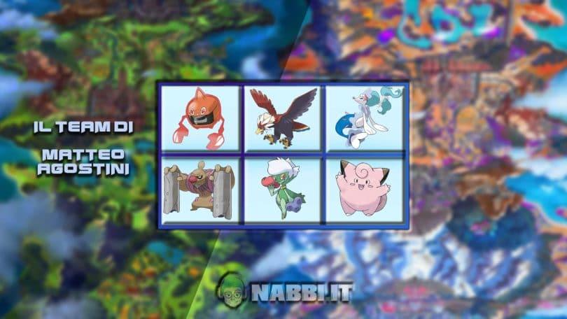 VGC a Nolo Matteo Agostini Team Pokemon