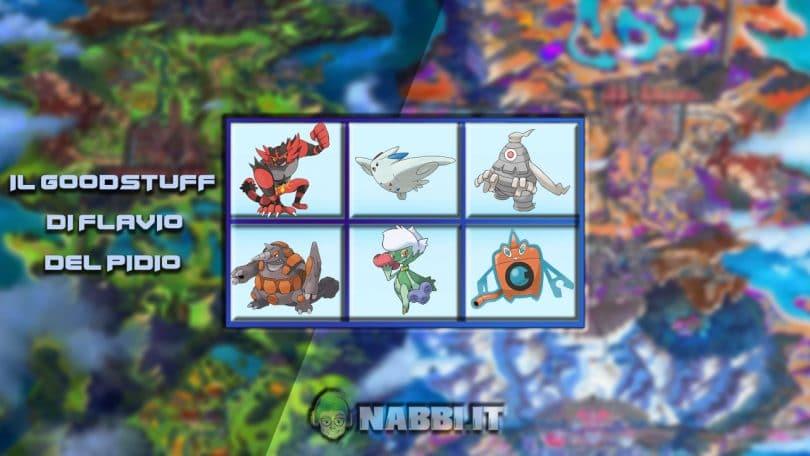 VGC a Nolo Pokemon Flavio Del Pidio Team
