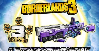 borderlands 3 twitch prime golden key