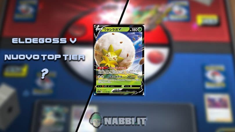TCG Lab 4 Eldegoss Pokémon