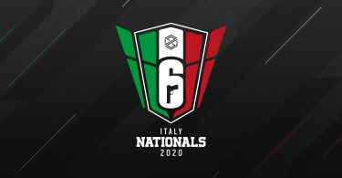 r6 siege italy nationals 2020 logo