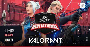 valorant 100 thieves torneo
