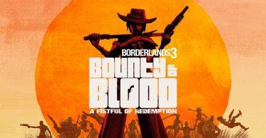 Borderlands 3 taglia di sangue new dlc