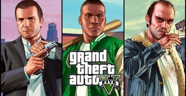 GTA V rockstar gratis epic games store