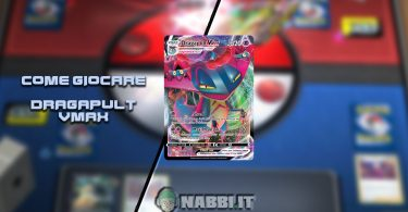 TCG Lab Dragapult VMax Pokemon guida