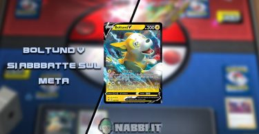 TCG Lab Pokemon Boltund v