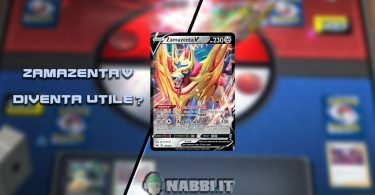 TCG Lab Pokemon Zamazenta V