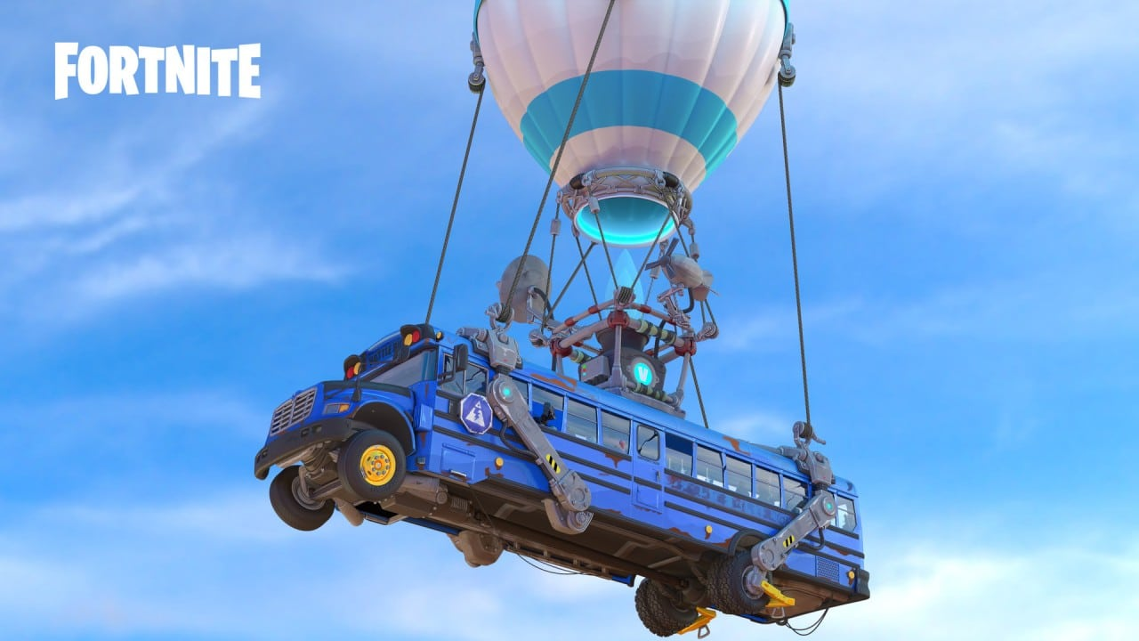 bus fortnite