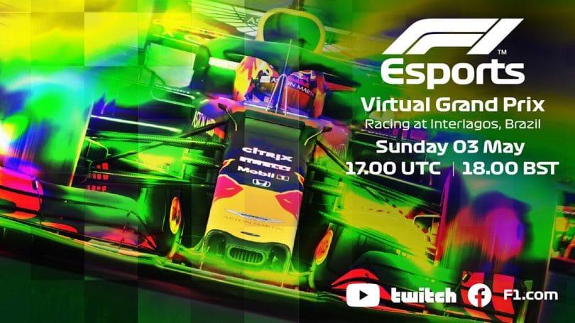 f1 esports virtual gp brasile