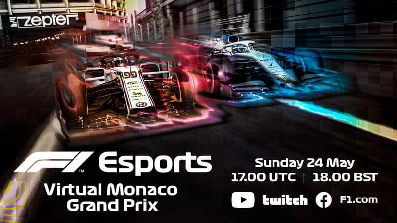 f1 virtual gp monaco f1 esports
