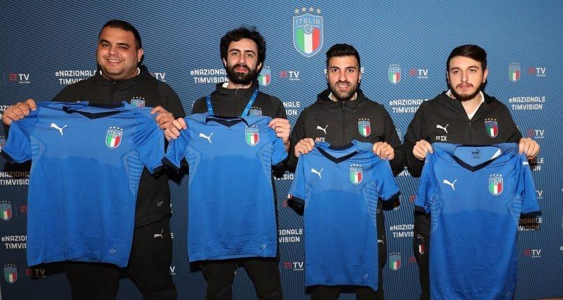 italia enazionale pes efootball