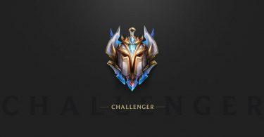 lol challenger rank