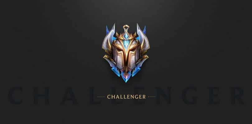 lol challenger rank
