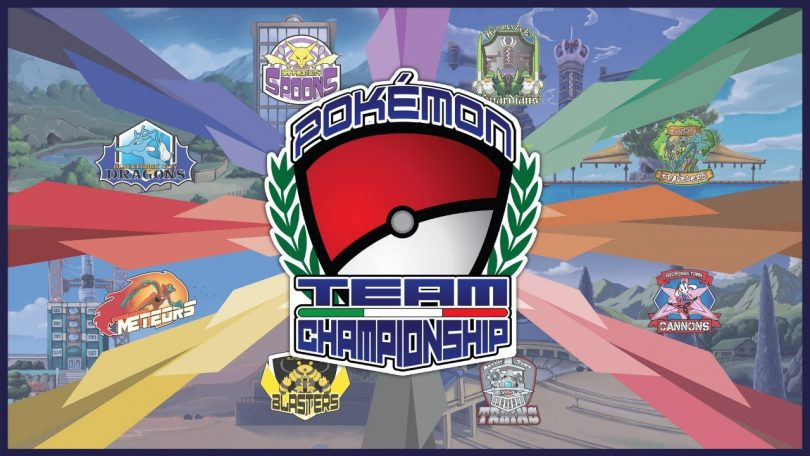 Pokemon Team Championship VGC