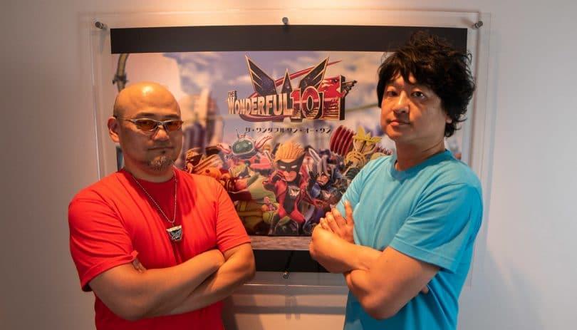 next gen platinum games Kamiya Inaba W101