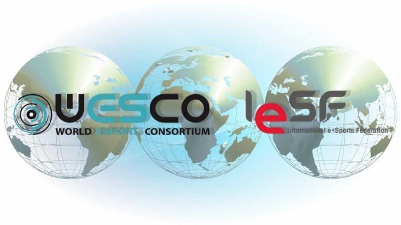wesco iesf logos