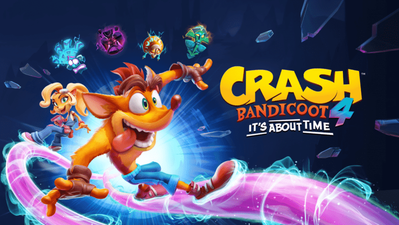 Crash 4 it's about time
