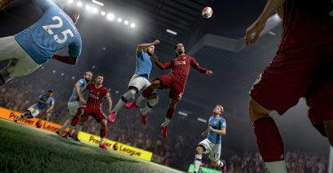 Fifa 21 city liverpool