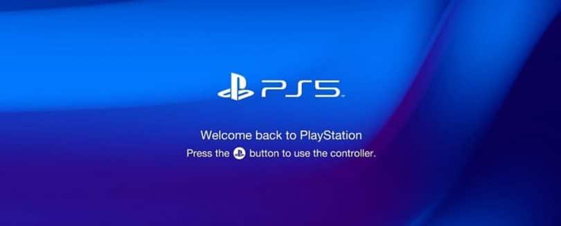 PlayStation 5 interface leak