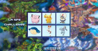 VGC a Nolo VGC20 Pokemon NFE team