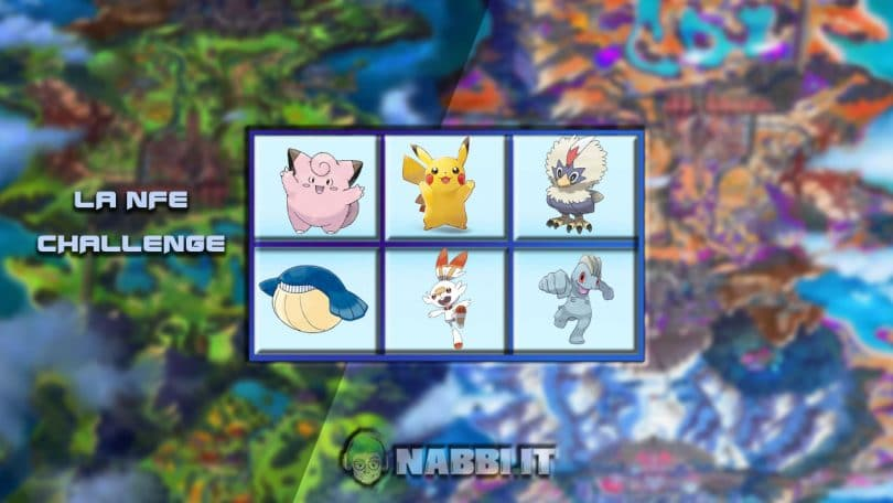 VGC a Nolo VGC20 Pokemon NFE team