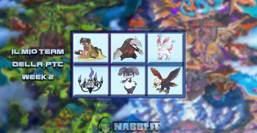VGC20 a Nolo Pokemon Team ptc rental