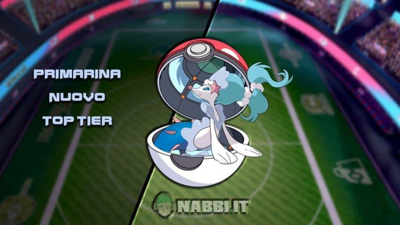 Via Vittoria Primarina VGC20 Pokemon Nabbi