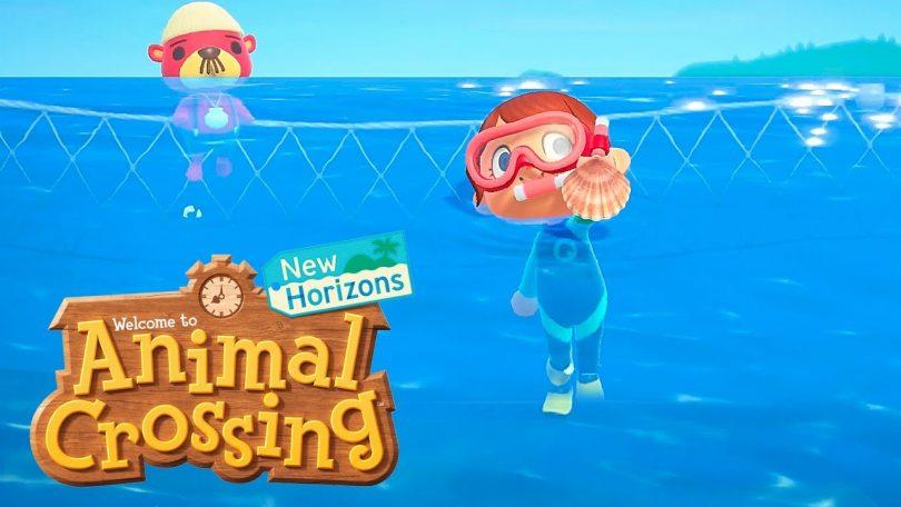 animal crossing aggiornamento estivo