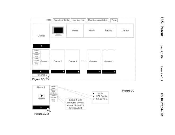 brevetto PlayStation 5