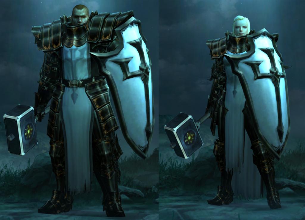Diablo 3 Guida Nabbi Crociato