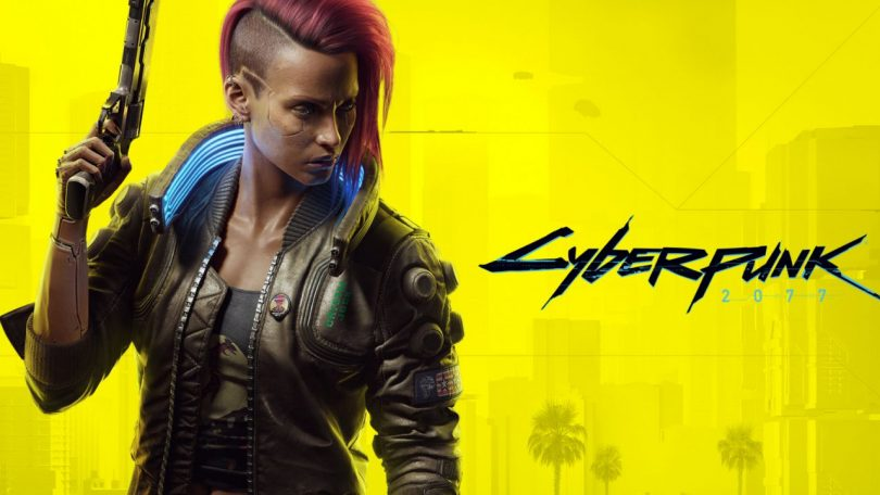 cyberpunk 2077 sfondo