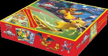 pokemon tcg accademia lotta scatola