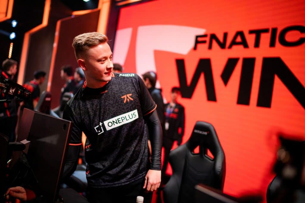 LEC Superweek Fnatic