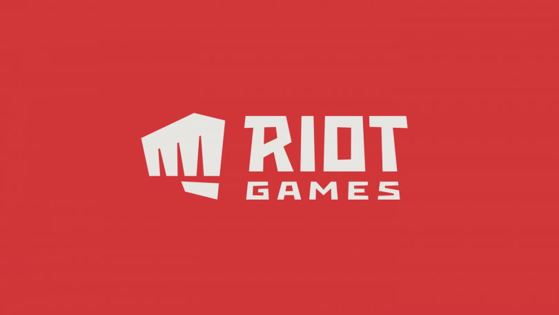 scandalo riot games logo project l