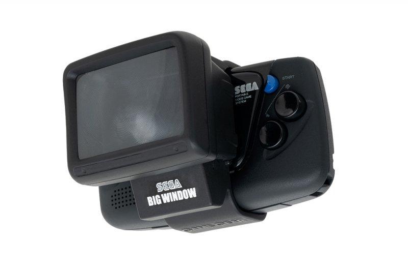 sega big window micro game gear micro