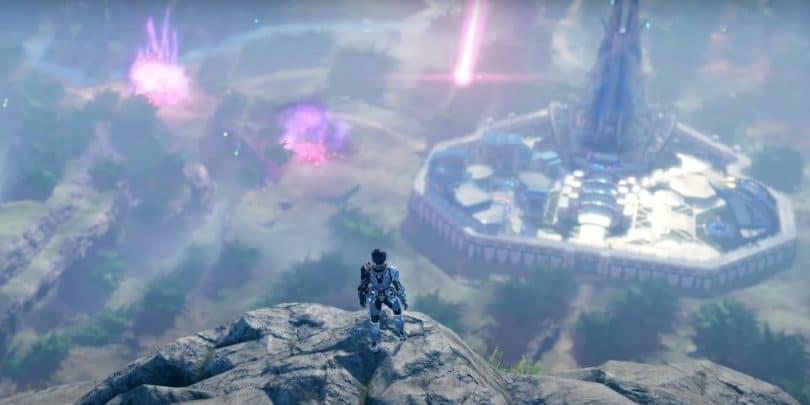 Phantasy Star Online 2 New Genesis standalone sega conferma