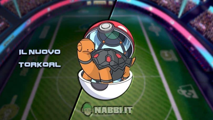Via Vittoria guida vgc20 Pokemon Torkoal