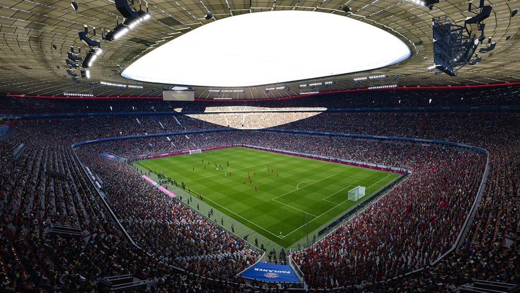 efootball pes 2021 stadio