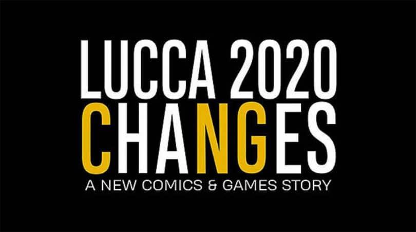 lucca comics e games 2020 logo