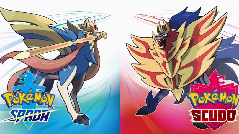 Pokemon Spada e Scudo patch 1.2.1