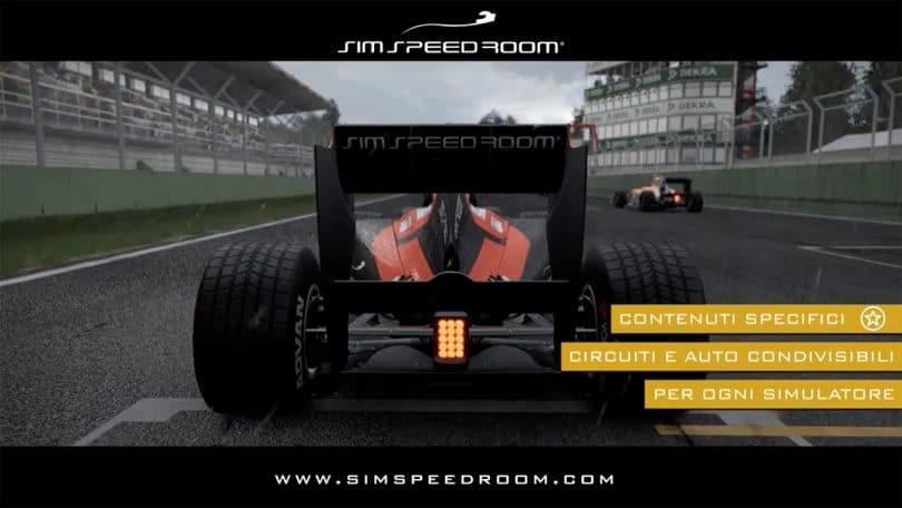 simspeedroom promo