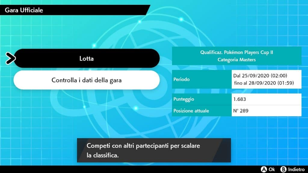 Che agonia! Pokémon Players Cup 2 IC Report