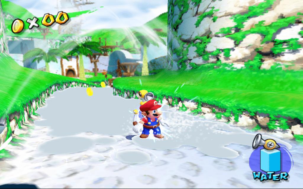 Super Mario 3D All Stars Mario Sunshine